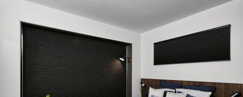Duette Luxaflex Blockout Bedroom Blinds