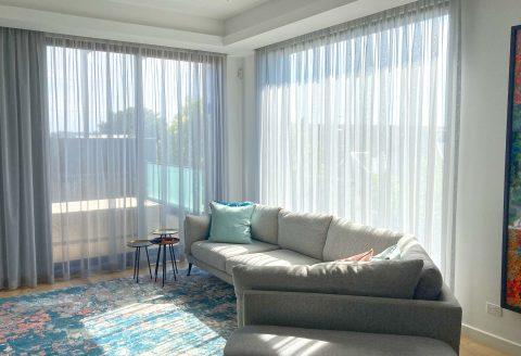 Sheer curtains Malvern
