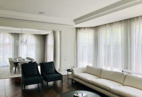 Nicholls Interiors - Sheer Curtains