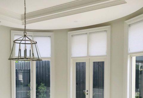 Nicholls Interiors - Duettes Curtains