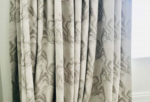 Nicholls Interiors - Motorised Curtains