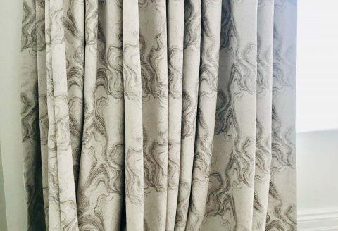 Nicholls Interiors - Motorised Curtains