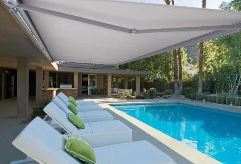 Swimming Pool Shade Options
